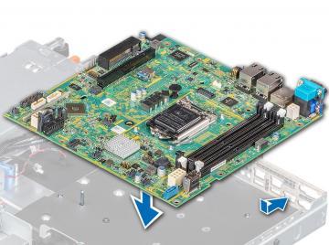 Bo mạch chủ máy chủ Dell PowerEdge R340 mainboard